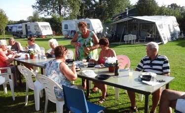 Faciliteiten Camping de Lijsterbes