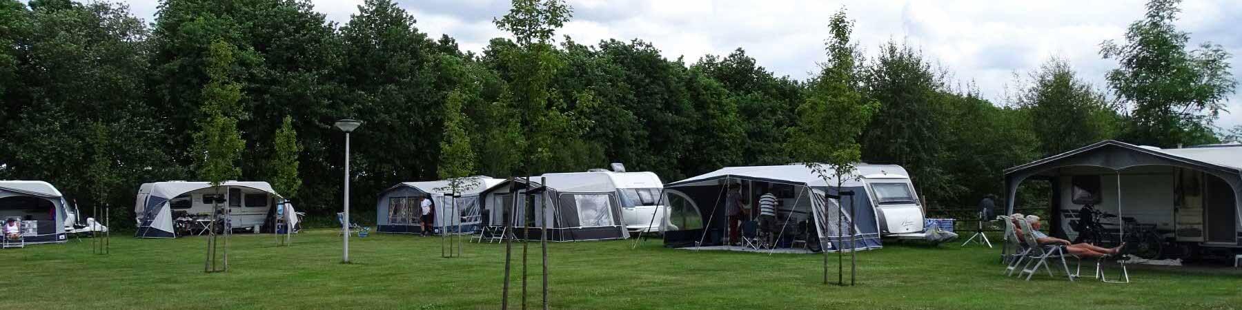 Camping de Lijsterbes | Bosrijke omgeving