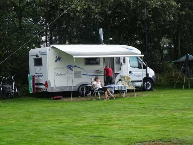 Camperplaats | Camping de Lijsterbes
